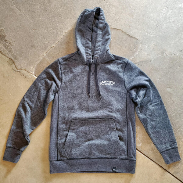 Grey Hooded Front