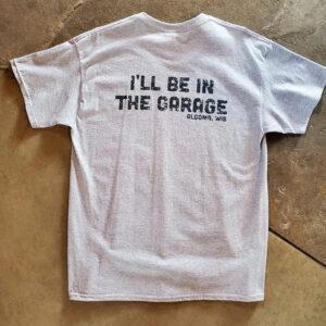 Ill Be Tshirt back