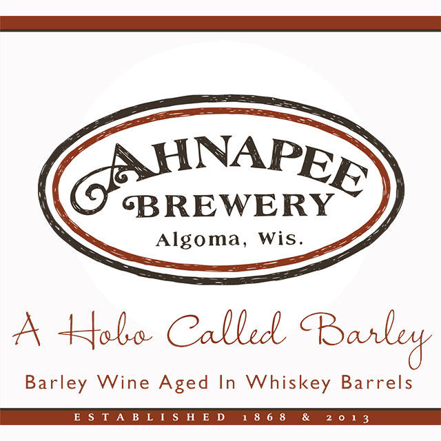 Hobofest, A Hobo Called Barley Label