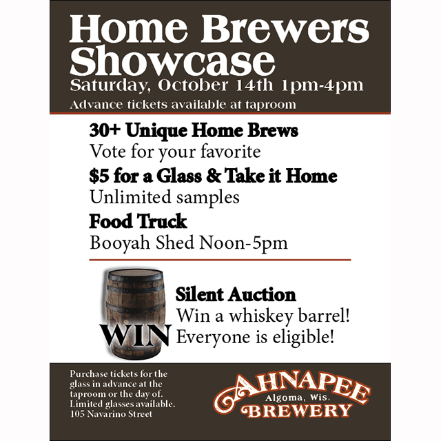 Home Brew Showcase